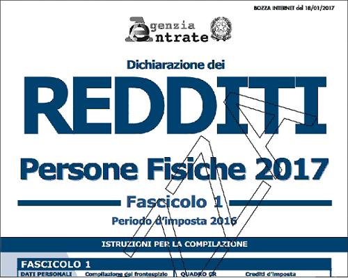 Studio cobelli dottori commercialisti for Scadenza presentazione 730 anno 2017